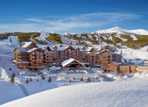 Exterior view of One Ski Hill Place.