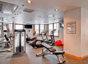 Fitness Room at Torian Plum Resort