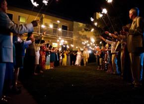 Wedding celebration at The Sea Ranch Resort.