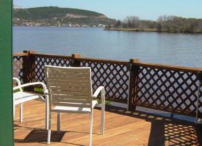 Lake view at Rio Vista Resort.