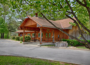 Conference center at Gaston's White River Resort.