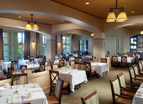 Dining at Omni Barton Creek Resort & Spa.