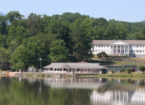 Exterior view of The Terrace at Lake Junaluska.