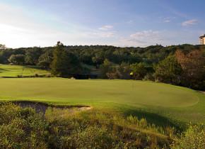 Golf course at Omni Barton Creek Resort & Spa.