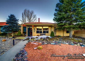 Exterior view of Hummingbird Cabins - Fairway to Heaven Vacation Rental
