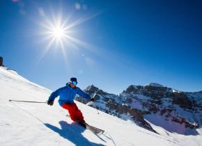 Skiing at Valhalla Resort & Vacation.