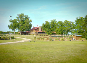 Exterior view of Buckhead Ranch.