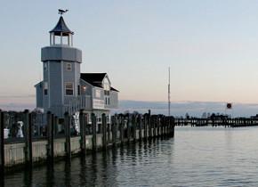 Dockhouse at Saybrook Point Inn