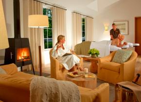 Spa massage at The Woodstock Inn & Resort.