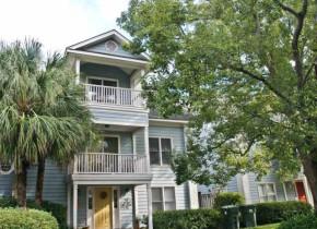 Rental exterior at Real Escapes Properties.
