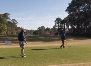 Golf near Days Inn & Suites Jekyll Island.