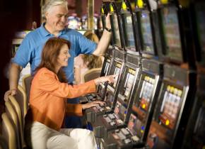 Mohegan Sun Casino at Pocono Downs near Ascend Hotel Collection-The Woodlands Inn.