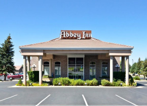 Exterior view of the Abbey Inn