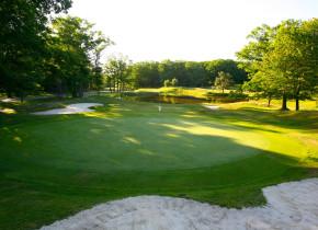 Golf course at The Inn at Pocono Manor.