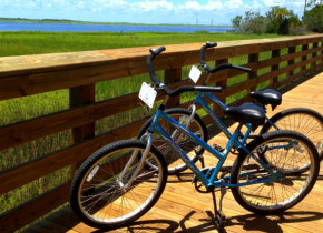 Bike Rentals at Jekyll Island Club Hotel