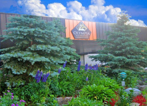 Welcome to the Olympia Resort: Hotel, Spa and Conference Center.