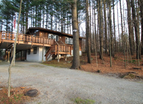 Rental exterior at The Killington Group.
