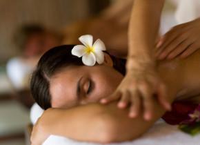 Massages at Stonewall Resort.