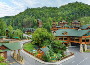 Exterior view of Westgate Smoky Mountain Resort & Spa.