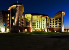 Exterior view of Sky Ute Casino Resort.