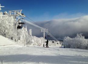 Skiing at The Killington Group.