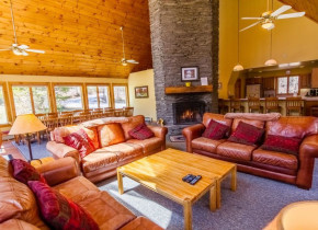 Rental living room at The Killington Group.