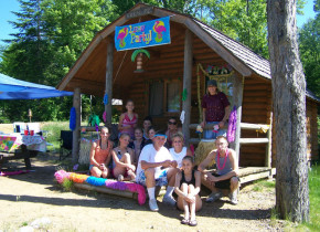 Summer Kickoff Weekend at Old Forge Camping Resort.