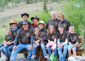 Reunions at Elk Mountain Ranch.