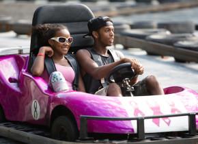 Go-Karting at Woodloch Resort