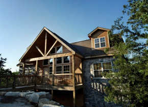 Rental exterior at Stonebridge Resort.