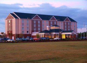 Exterior View of Hilton Garden Inn Myrtle Beach