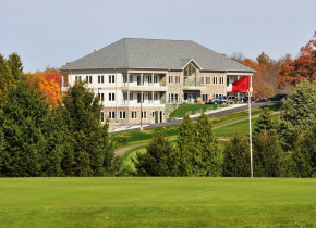 Exterior view of Lenape Heights Golf Resort.