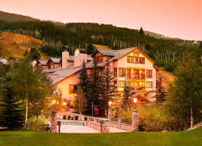 Exterior at The Osprey at Beaver Creek, A Rock Resort.