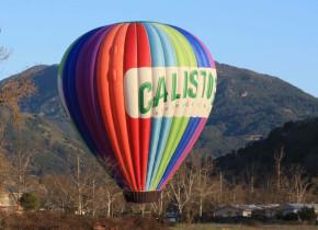 Balloon rides near EuroSpa & Inn.