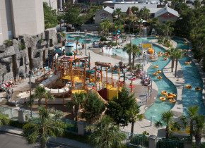 Waterpark at Sands Resorts.