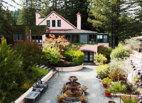 Garden at Applewood Inn, Restaurant and Spa.