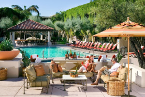 Outdoor pool at Scottsdale Resort & Conference Center.