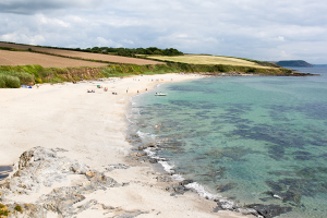Natural Retreats Trewhiddle: the beautiful Cornwall coast.
