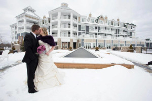 Wedding at JW Marriott The Rosseau Muskoka Resort & Spa.
