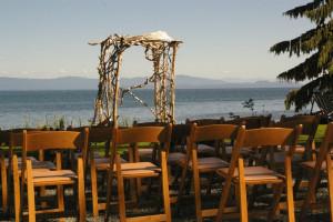 Wedding at Shady Shores Beach Resort.