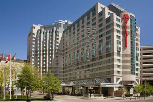 Welcome to the Toronto Marriott Downtown Eaton Centre Hotel