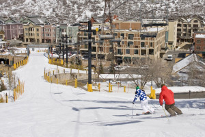 Skiing at Park City Rentals by Owner.