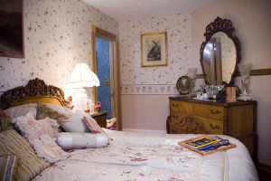 Guest Suite at the T C Smith Inn Bed & Breakfast