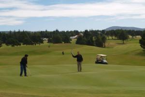 Crestview Golf Course near Adobe Resort.
