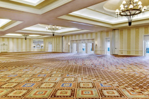 Ballroom at Loews Coronado Bay Resort.