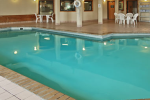 Indoor Pool at Kelly Inn West Yellowstone Hotel