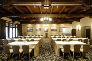 Conference room at Tubac Golf Resort.