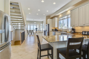Rental interior at Long & Foster Vacation Rentals -Bethany Beach.