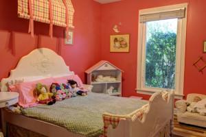 Cabin kid's room at Georgia Mountain Rentals.
