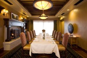 Meeting room at Pronghorn Resort.